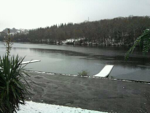 Base du palais neige